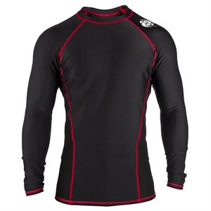 Clinch Gear Black Technical Top - Long Sleeve